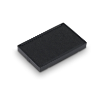 Trodat 6/4928 feutre noir 60x33mm pour 4928 - Paquet de 2