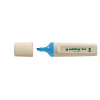 Edding 24 EcoLine surligneur bleu