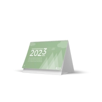 Green Collection calendrier de bureau 15 x 20 cm