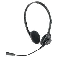 Trust Primo casque pour PC 2x3,5mm noir