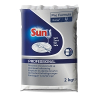 Sun Professional sel pour lave-vaisselle 2kg