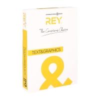 Rey Text & Graphics papier blanc A4 90g - ramette de 500 feuilles