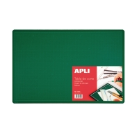 Tapis de découpe 30 x 45 cm vert