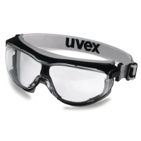 Uvex Carbonvision lunettes à large champ de vision - lentille claire