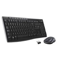Logitech MK270 souris et clavier - qwerty