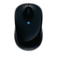 Microsoft Sculpt souris optique pour portable noir - sans fil