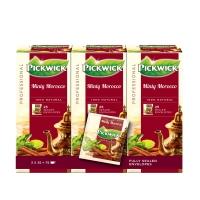Pickwick sachet thé Minty Marocco - paquet de 3 x 25