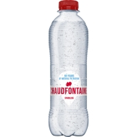 Chaudfontaine eau pétillante bouteille 0,5 l - paquet de 24