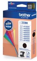 Brother LC-223BK cartouche jet d encre noire [550 pages]