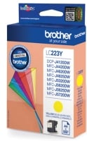 Brother LC-223Y cartouche jet d encre jaune [550 pages]