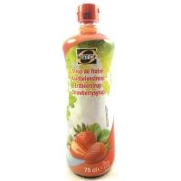 Best Of sirope de fraises 75cl - paquet de 6
