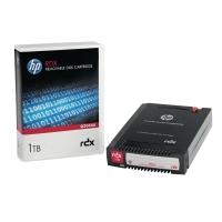 HP Q2044A cassette de données: Boîtier de disque amovible 1TB