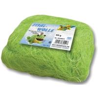 Folia fibre sisal vert clair 50g