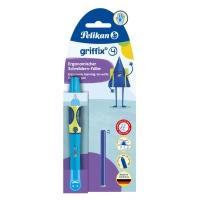 Pelikan griffix stylo à plume couleur bleu