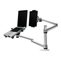 Newstar D300 support de bureau pour laptop/tablet noir