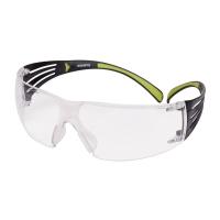 3M secufit SF401AF lunettes de securité - lentille claire