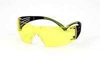 3M secufit SF403AF lunettes de securité - lentille ambre