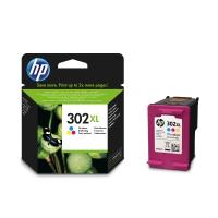 HP F6U67AE cartouche jet d encre nr.302XL couleur Haute Capacité [330 pages]