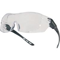 Delta Plus Hekla lunettes de sécurité gris - lentille claire