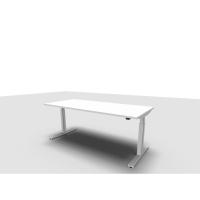 Bureau Easy up 80x180 cm hauteur réglable - electrique