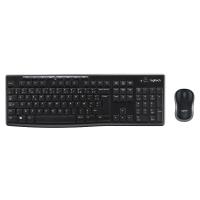 Logitech MK270 souris et clavier - azerty