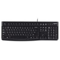 Logitech K120 clavier avec fil - Azerty Belgique