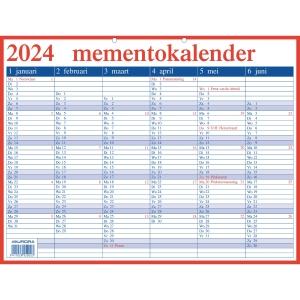 Aurora calendrier Memento NL 33x42cm