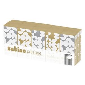 Mouchoirs Wepa Prestige - 4 plis - le paquet de 15 x 10