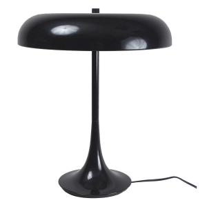 LAMPE DE BUREAU LED ALUMINOR MADISON NOIR
