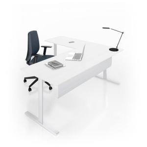 Bureau Essentiel I EOL 160 x 80 blanc