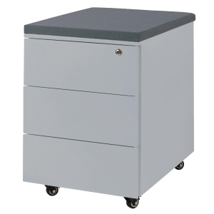 Coussin EOL pour caisson mobile gris