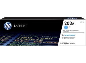 HP CF541A cartouche laser nr.203A bleue [1.300 pages]