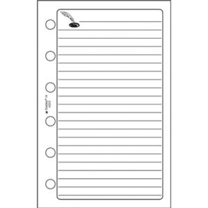 Exatime 14 recharge pour organiseur notes