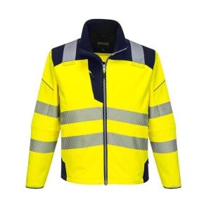 Portwest PW3 T402 Hi-Vis softshell - jaune - taille M