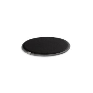 Coussin pour un tabouret ergonomique Interstuhl 100U noir