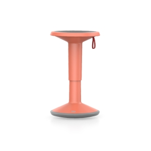 Tabouret ergonomique Interstuhl 100U orange