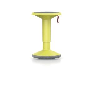 Tabouret ergonomique Interstuhl 100U jaune