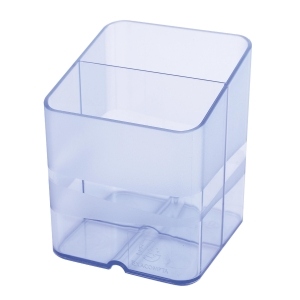 Pot à crayons Exacompta bleu glacier