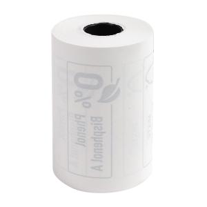 Bobine thermique Exacompta - 1 pli - 57 x 40 x 12 mm - sans phénol - lot de 10