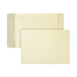 Pochettes 262x371x38mm bande siliconée 170g crème - boite de 125