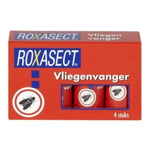 Roxasect attrape-mouches - le paquet de 4