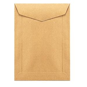 Enveloppes spéciales sacs de paie 95x145mm 70g brunes - boite de 1000