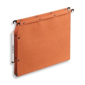 Elba dossiers suspendus AZV pour armoires 30mm 330/275 orange - boîte de 25