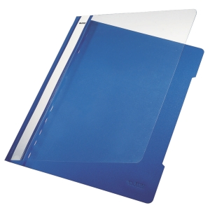 Leitz 4191 chemise de présentation A4 PVC bleue