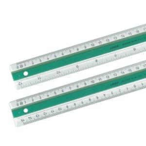 Linex règle scolaire en acrylique  40 cm