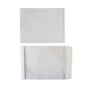 Gascofil pochettes indéchirables 260x330mm 130g blanches - boite de 50