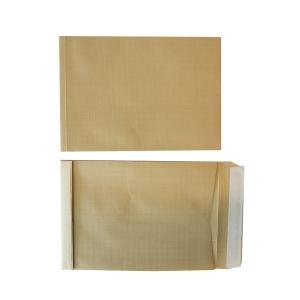 Gascofil pochettes indéchirables 250x353x30mm 130g brunes - boite de 250
