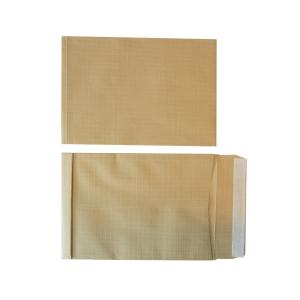 Gascofil pochettes indéchirables 280x400x30mm 130g brunes - boite de 250