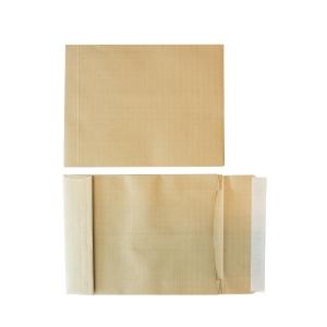 Gascofil pochettes indéchirables 275x360x70mm 130g brunes - boite de 50