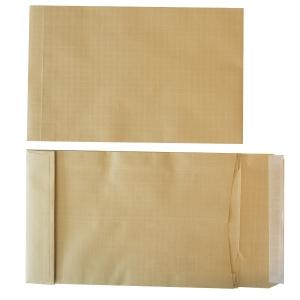 Gascofil pochettes indéchirables 300x470x70mm 130g brunes - boite de 50